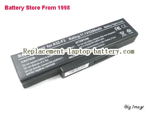 BENQ JoyBook R55 Serie Battery 5200mAh Black