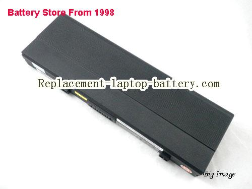 ASUS F6A Battery 6600mAh Black