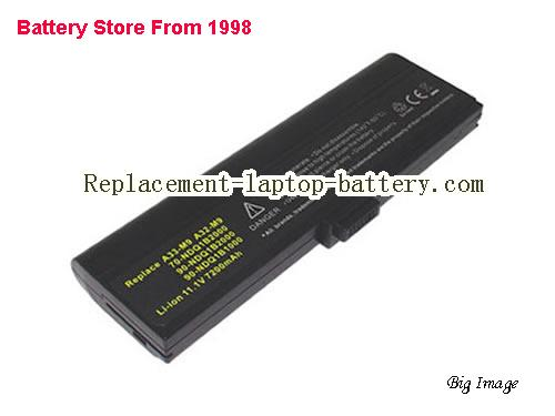 ASUS A32-M9 Battery 6600mAh Black