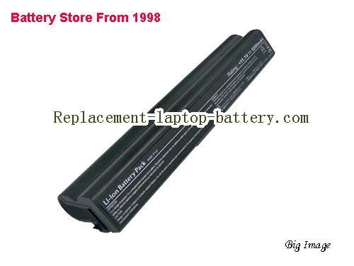 PACKARD BELL Easynote BU Series Battery 5200mAh Black