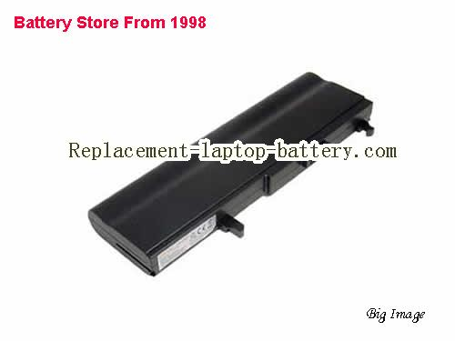 ASUS U5F Battery 6600mAh Black