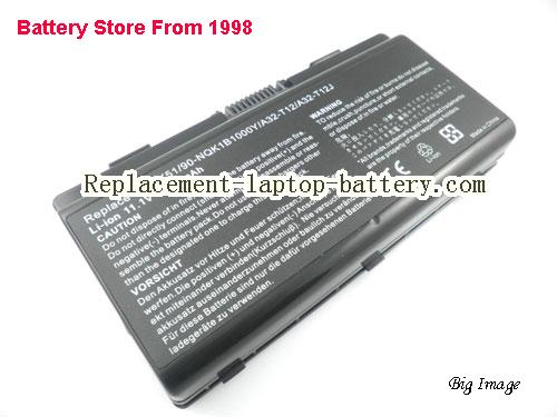 ASUS X51H Battery 5200mAh Black