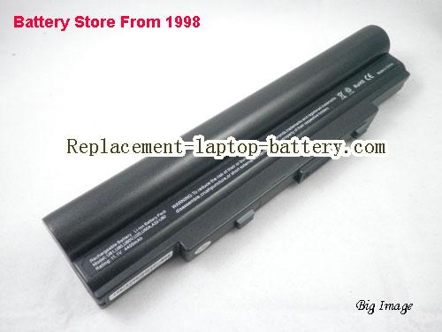 ASUS U50V Battery 5200mAh, 47Wh  Black