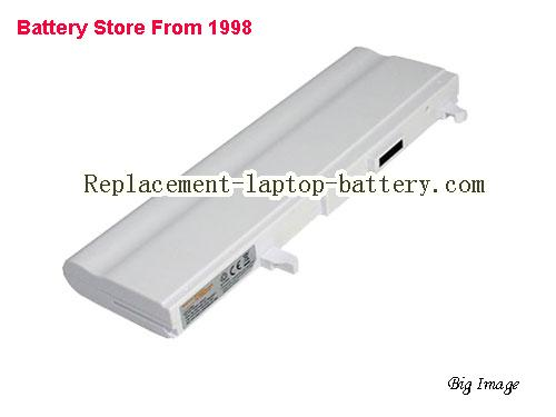 ASUS U5F Battery 7200mAh white