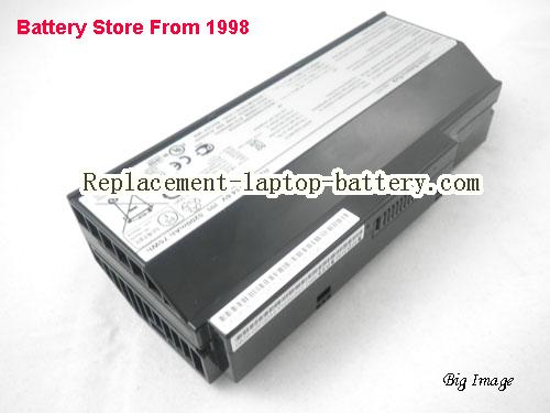 ASUS 70-NY81B1000Z Battery 5200mAh Black
