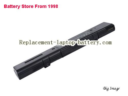 ASUS L5GM Battery 4400mAh Black