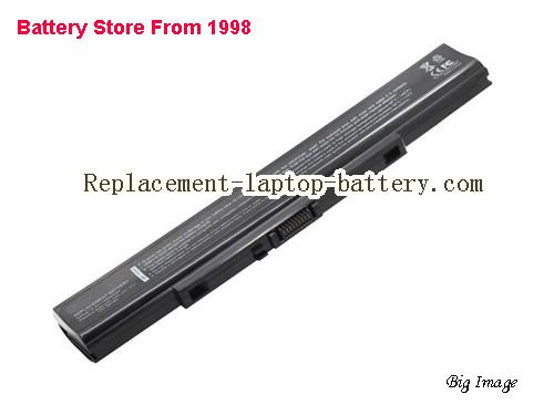 ASUS U31S Battery 5200mAh Black
