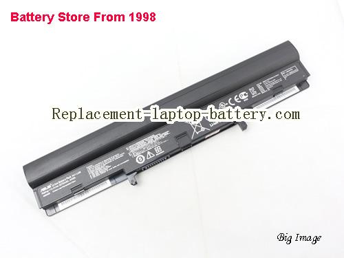 ASUS U36SD-XH71 Battery 3070mAh, 44Wh  Black