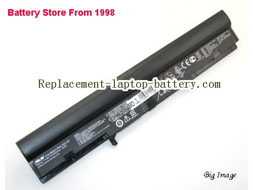 ASUS U36SG-RX074V Battery 4400mAh Black