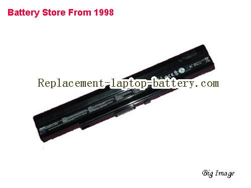 ASUS UL50Vt-XX010x Battery 2200mAh Black