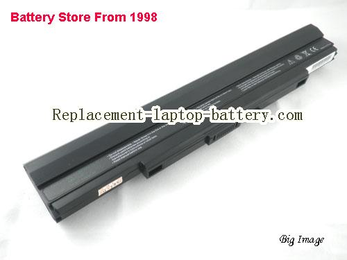 ASUS UL50Vt-XX010x Battery 4400mAh, 63Wh  Black