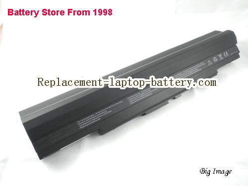 ASUS UL50Vt-XX010x Battery 6600mAh Black