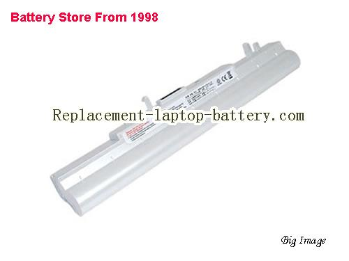 ASUS W3J Battery 4400mAh white