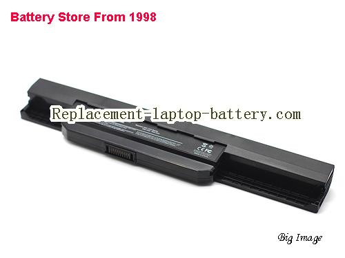 ASUS X44HY Battery 5200mAh Black
