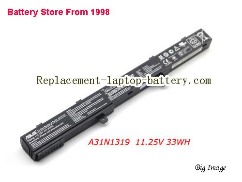ASUS X551MAV-RCLN06 Battery 33Wh Black