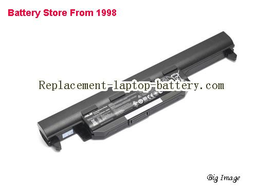 ASUS K55VM-SX052V Battery 4400mAh Black