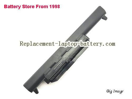ASUS K45VD-VX061D Battery 6600mAh Black