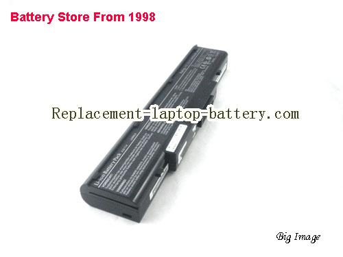 ASUS Z65R Battery 4400mAh Black