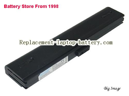 ASUS 70-NL51B1000M Battery 4400mAh Black