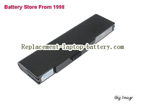 ASUS U3Sg Battery 7200mAh Black