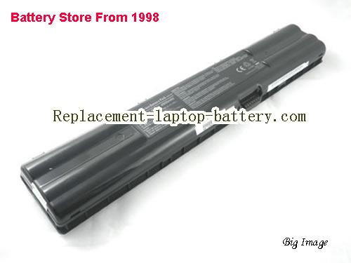 ASUS 90-NG31B1000 Battery 4400mAh Black