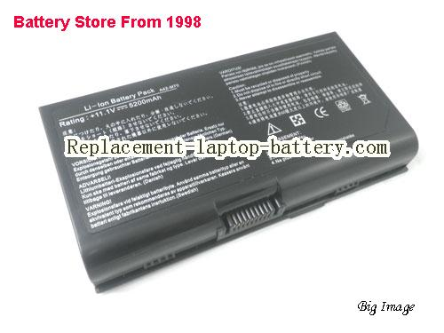 ASUS A42-M70 Battery 4400mAh Black