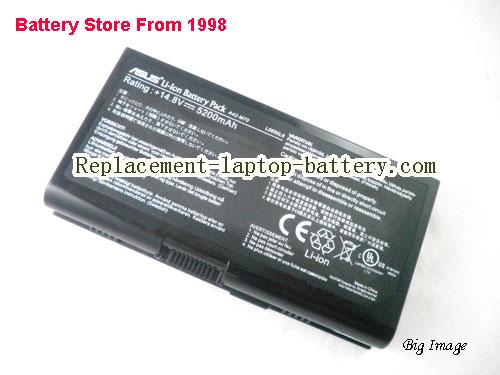 ASUS A42-M70 Battery 5200mAh Black