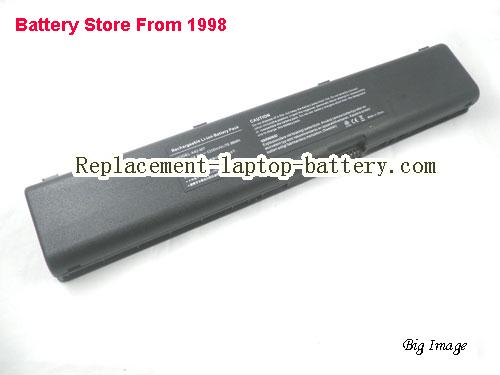 ASUS Z70N Battery 4400mAh Black