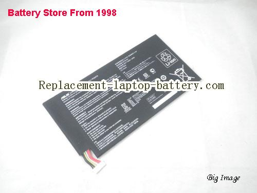 ASUS Cll-TF400CD Battery 5070mAh, 19Wh  Black