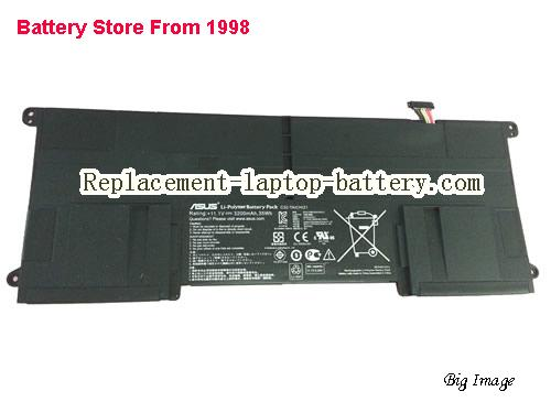 ASUS Taichi21 Notebook PC Battery 3200mAh, 35Wh  Black