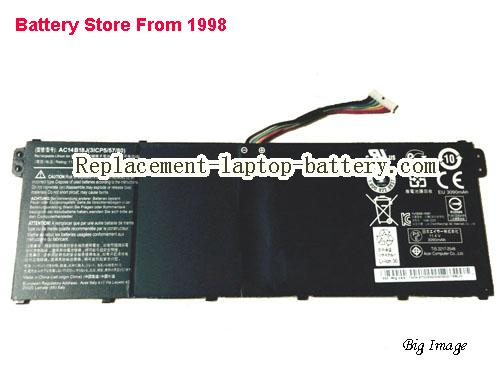 ACER AC14B18J Battery 36Wh Black