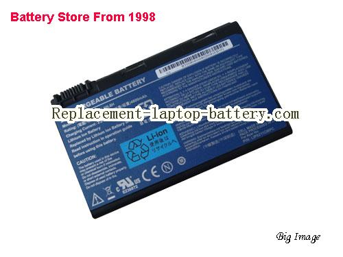 ACER Aspire 3104WLMiB120 Battery 2000mAh Black