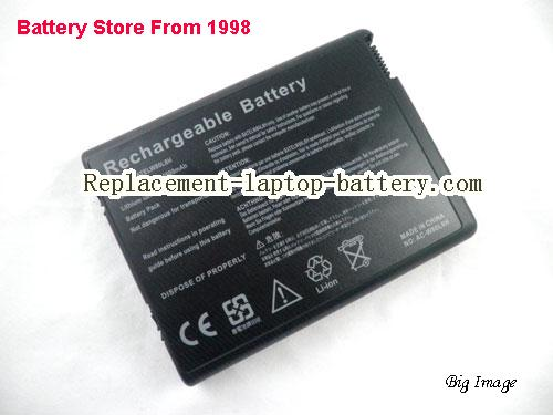 ACER Aspire 1671LMi Battery 6600mAh Black