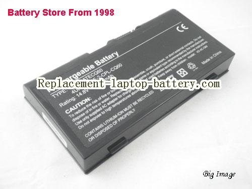 ACER 4UR18650F-2-CPL-CQ60 Battery 4000mAh Black