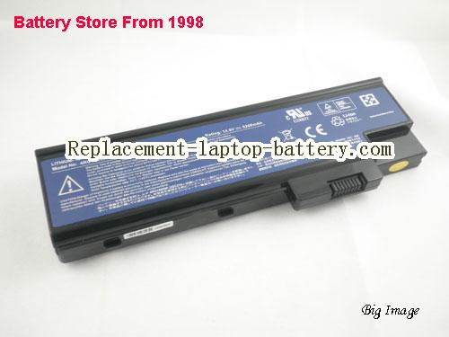 ACER MS2195 Battery 4400mAh Black