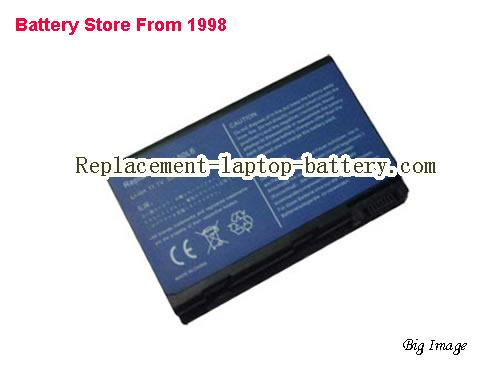ACER Aspire 5100 Battery 4400mAh Black
