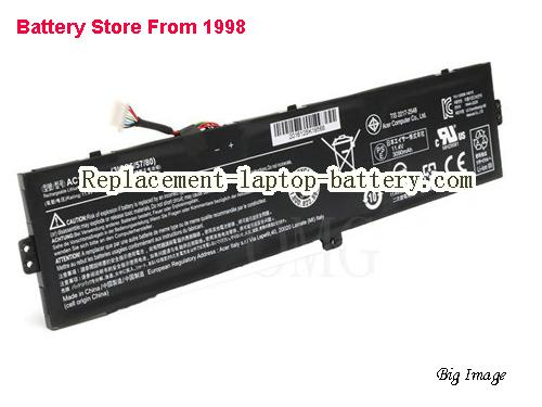 ACER 3ICP5/57/80 Battery 3090mAh, 35Wh  Black