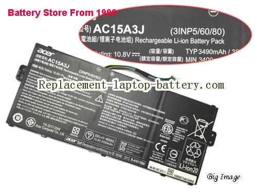 ACER KT.00303.017 Battery 3315mAh, 38Wh  Black