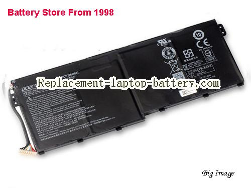 ACER 4ICP7/61/80 Battery 4605mAh, 50Wh  Black