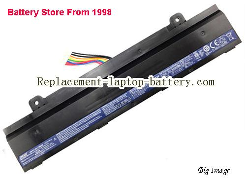 ACER V5-591G-57LK Battery 5040mAh, 56Wh  Black