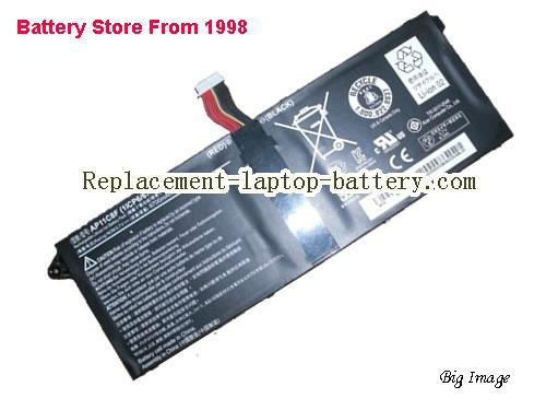 ACER 1ICP6/67/88-2 Battery 6700mAh Black