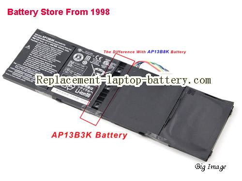 ACER 552PG Battery 3460mAh, 53Wh  Black
