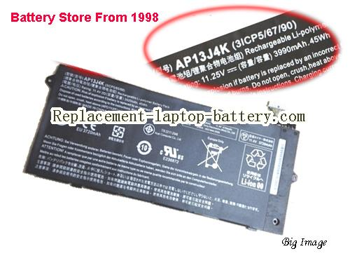 ACER AP13J4K AP13J3K Battery For Chromebook C720 Series
