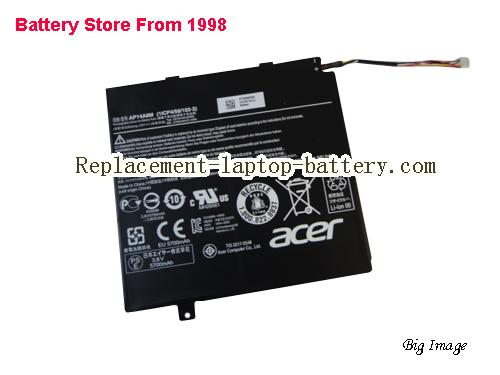 ACER 1ICP4/58/102-2 Battery 5910mAh, 22Wh  Black