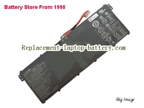 ACER A315-21-289H Battery 4810mAh Black