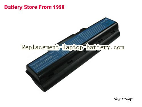 ACER AS2007A Battery 8800mAh Black