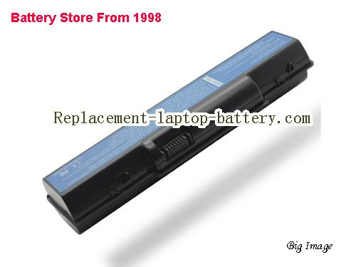 ACER AS2007A Battery 10400mAh Black