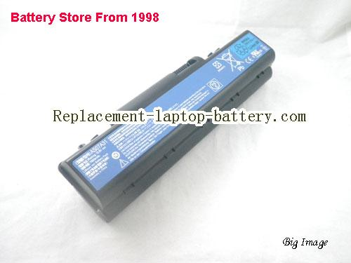 ACER Aspire 2930Z-322G25Mn Battery 7800mAh Black