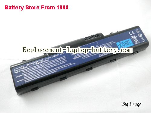 ACER AS07A72 Battery 4400mAh Black