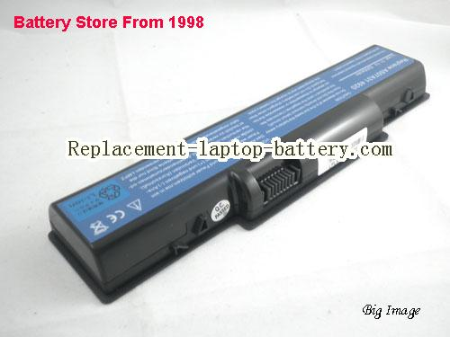 ACER Aspire 2930Z-322G25Mn Battery 5200mAh Black